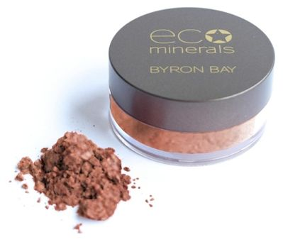 Shop online for ECO minerals mineral makeup and 3 blends of pure mineral bronzer