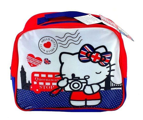 Meiden school lunch tas | Hello Kitty | toilet tas
