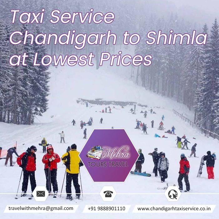 Taxi Service Chandigarh to Shimla at Lowest Prices. #Travel #Taxi #Tour #Shimla #Fun #Holiday #Chandigarh #Himachalpradesh #India