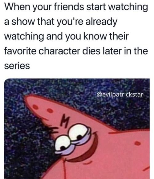 29 'Evil Patrick' Memes That Will Make You Laugh