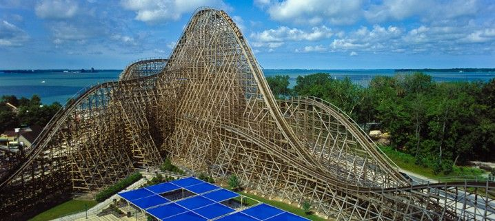 World's Best Amusement Parks - Cedar Point - OHIO <3