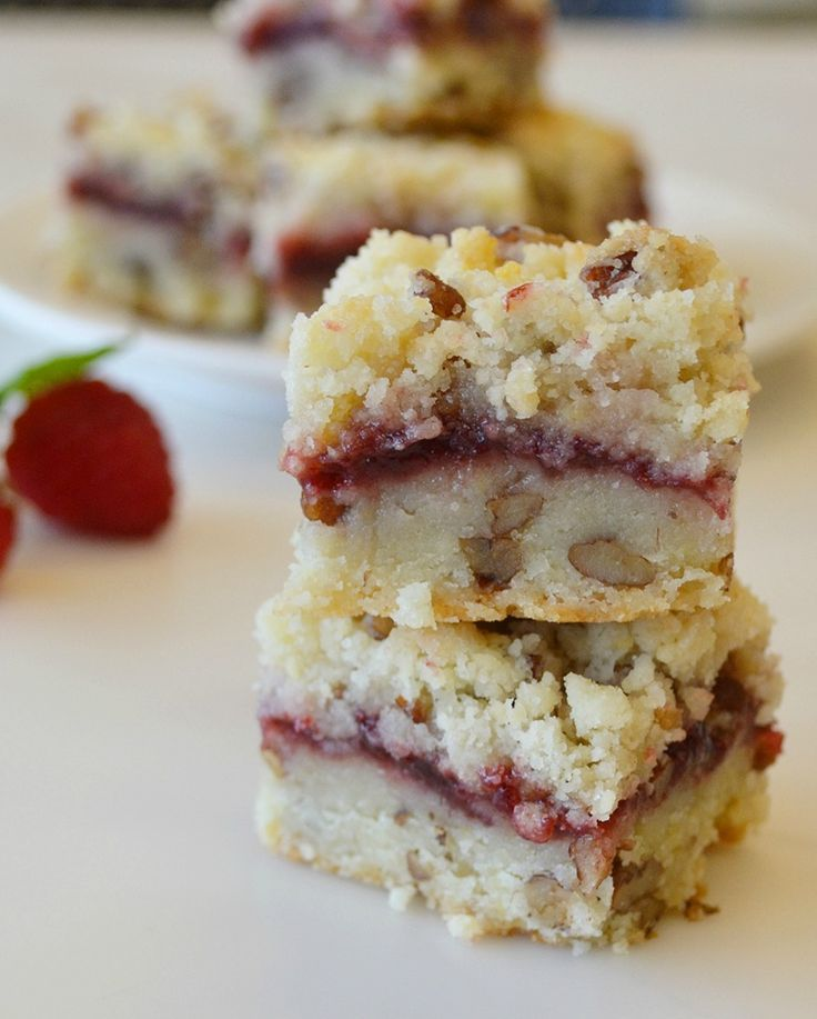 17 best ideas about raspberry bars on pinterest dessert for Best dessert recipes in the world