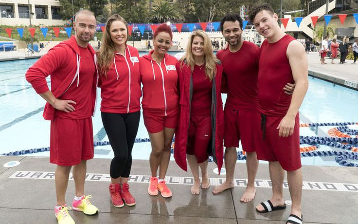 "Joey Lawrence, Ronda Rousey, Kim Fields, Lisa Whelchel, Corbin Bleu and Nolan Gould are featured on ""Battle of the Network Stars"" on ABC."