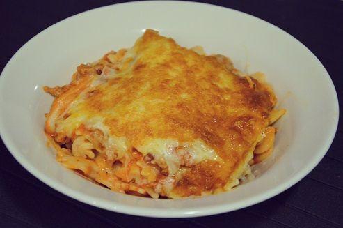 Lasagne – kokardki po bolońsku | Przepis - na - duet