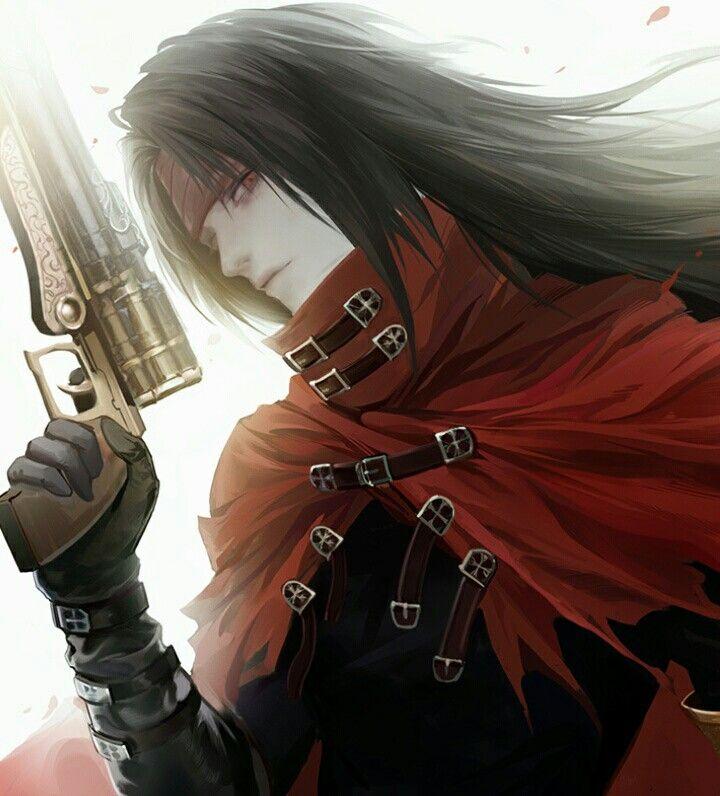 Pin By The Winter Rose On Ffvii Final Fantasy Art Final Fantasy Vii Vincent Valentine