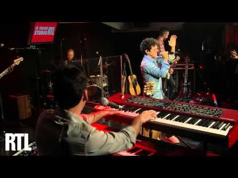 Michael Gregorio - U2 & ACDC dans le Grand Studio RTL présenté par Laurent Boyer - YouTube