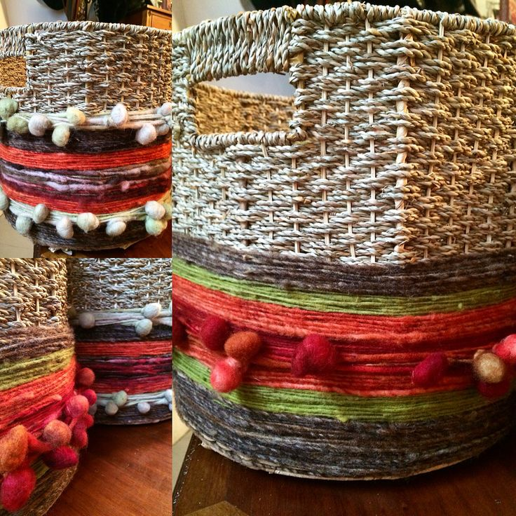 Wool & Basket (MOS)