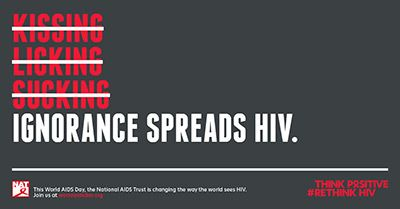 World AIDS Day   ReThinkHIV Campaign 2015