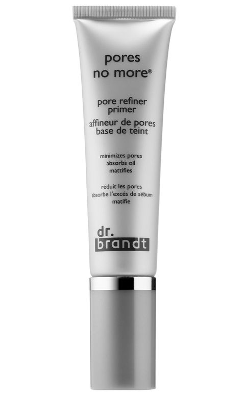 Dr. Brandt Pores No More Pore Refiner Primer. Nicole Guerriero - 2015 Faves - better than Smashbox primers, Benefit Porefessional and Makeup Forever smoothing primers.