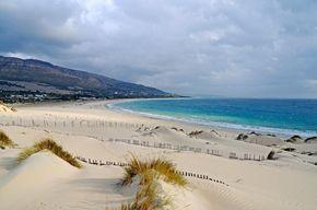 Punta Paloma, Tarifa (Cádiz), by @cntraveler