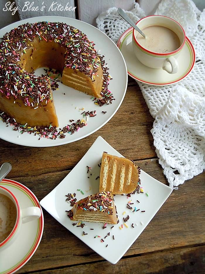 Kek Batik Horlicks