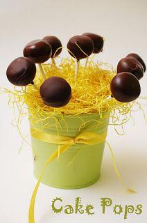 Cake pops cu biscuiti - Retete culinare by Teo's Kitchen