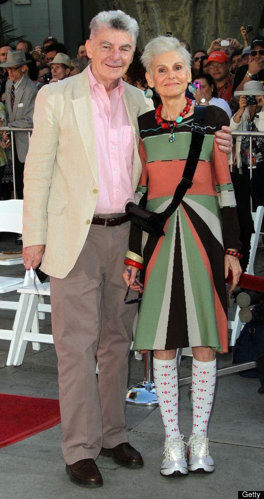 Richard Benjamin and Paula Prentiss (51 Years)