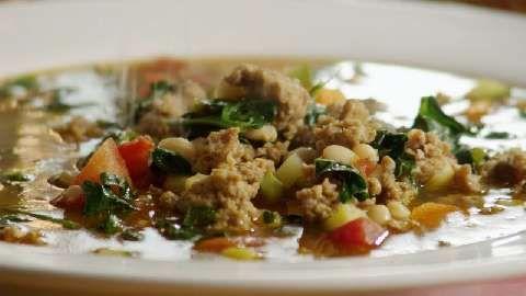 Italian Sausage Soup Allrecipes.com
