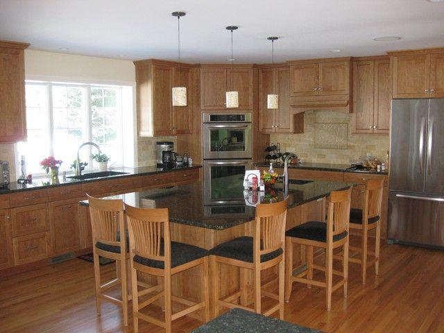 Corner wall oven- good or bad idea? - Kitchens Forum - GardenWeb