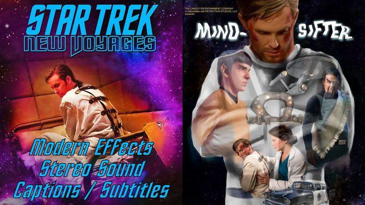 Star Trek New Voyages, 4x09, Mind-Sifter, Modern VFX, Stereo, Subtitles