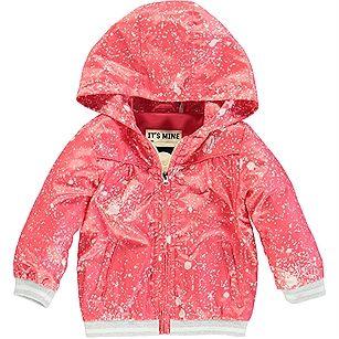 Caitlyn Girls Lo jacket, diva pink
