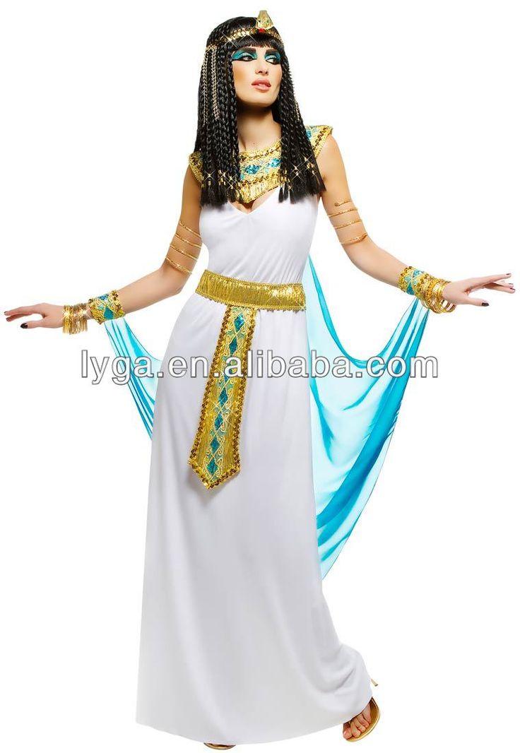 rainha egípcia fantasias
