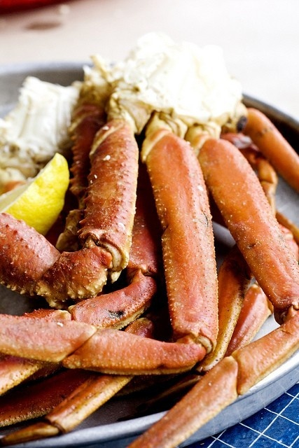 Crab crab crab!: Crablegs, Stuff, Seafood, Crab Legs, Crabs, Crab Crab, Favorite Food