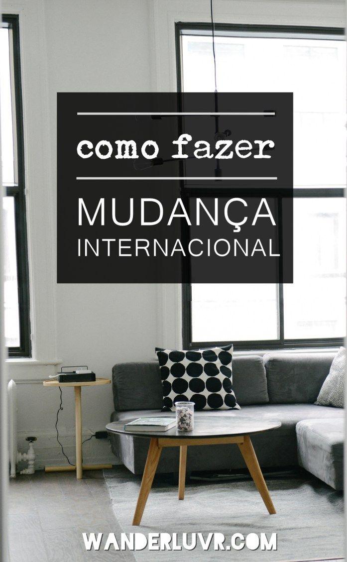 Como planejar e quais serviços contratar para se mudar para o exterior ou para mudar de volta para o Brasil