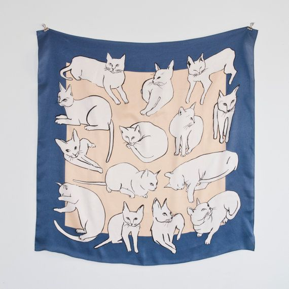 I will be needing this scarf by Leah Goren