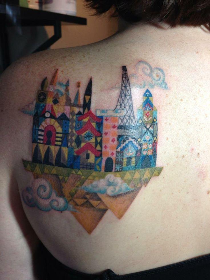World Tattoo Small: World Tattoo, Tattoo Small And It's A Small World On Pinterest