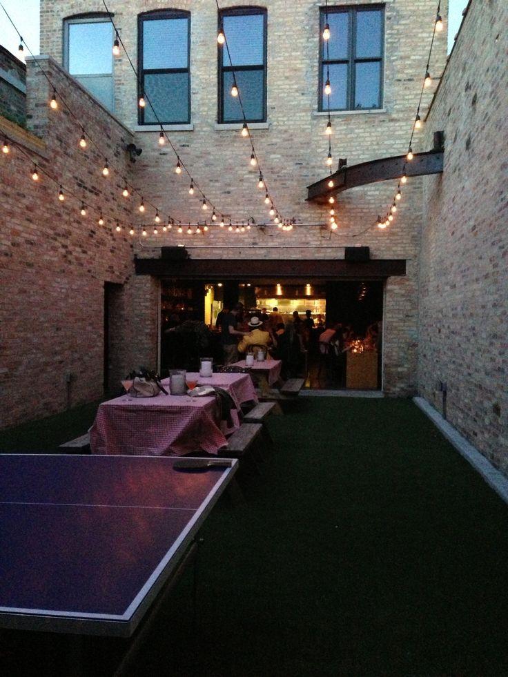 Ada Restaurant Chicago