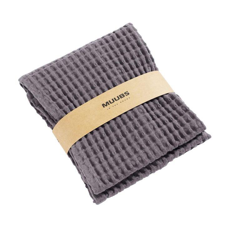 Towel S Comfort Brown