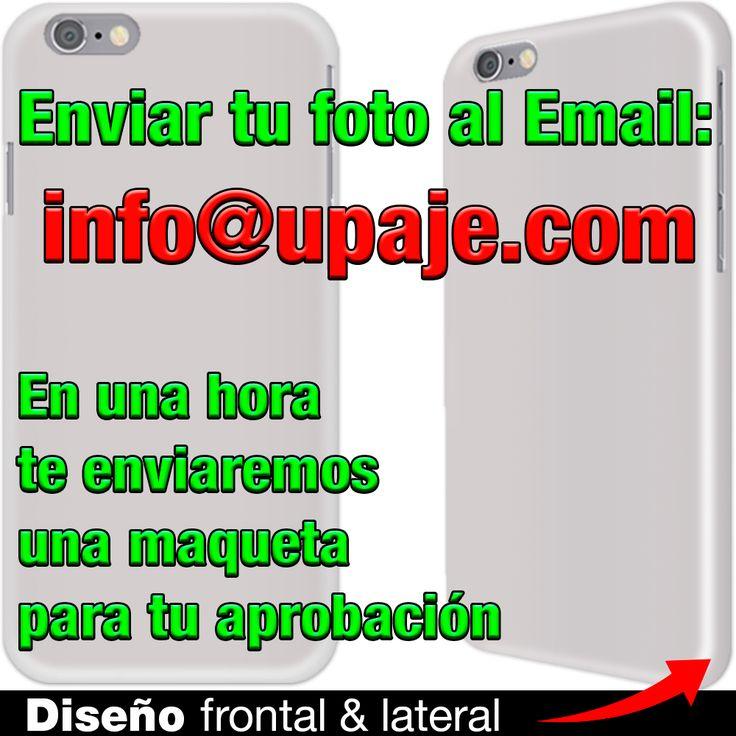 Haznos llegar la fotografía a: info@upaje.com Y te enviaremos por email la maqueta para tu aprobación. Puedes comprar tu carcasas Personalizada en : http://www.upaje.com/producto/carcasa-personalizada-iphone-6-plus-5-5s-4-4s-case-cover-personalized/  #Carcasas #Personalizadas #iPhone6Plus