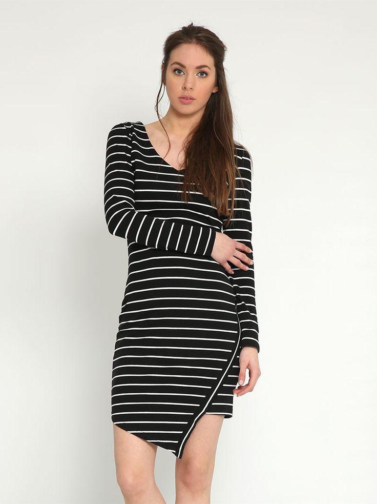 Ριγέ ασύμμετρο φόρεμα - 9,99 € - http://www.ilovesales.gr/shop/rige-asymmetro-forema/ Περισσότερα http://www.ilovesales.gr/shop/rige-asymmetro-forema/