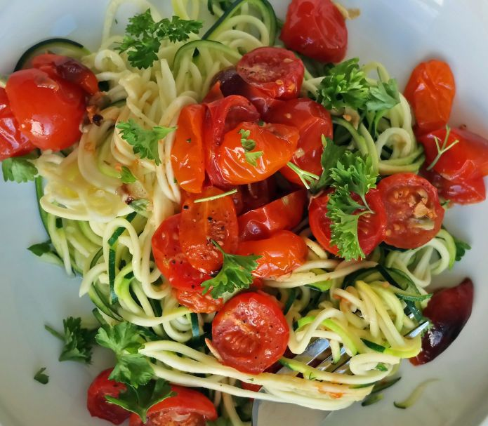 Squash Spaghetti
