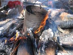 Food Boredom and Survival Cooking