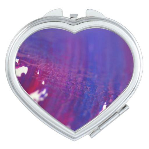 Designers ladies Mirror : purple
