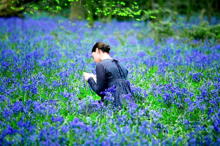 Photo d'Abbie Cornish. Extraite du film Bright Star de Jane Campion