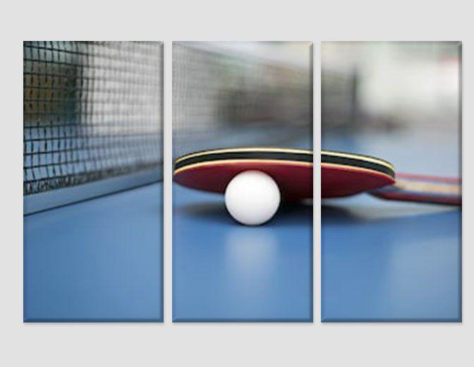 Table Tennis Wall Art Ping Pong Canvas Art Table Tennis Print Etsy Tennis Posters Art Table Canvas Art