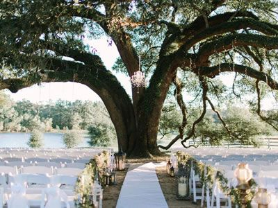 Pine Lake Ranch Montgomery Texas Wedding Venues 1