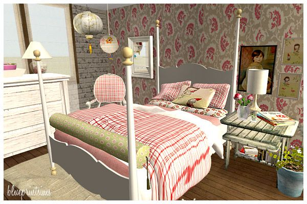 sims 1 bedroom sets