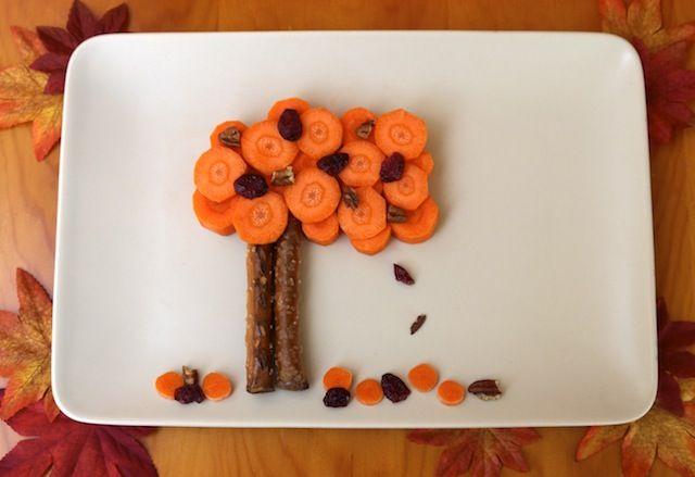 Healthy Kids Snack: Tasty Little Tree