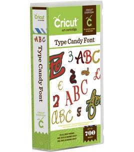 Cricut Everyday Cartridge, Type Candy: dies & accessories: die cut machines & accessories: scrapbooking: Shop | Joann.com