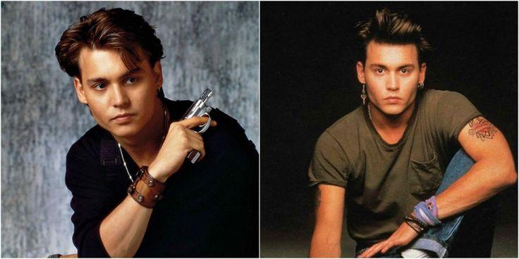 Johnny Depp Frisur Seitenscheitel 21 jump street
