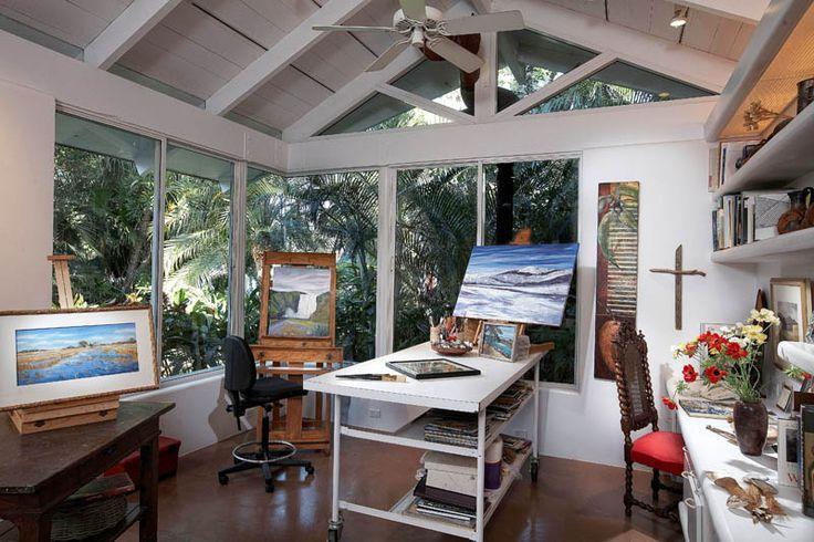Best 25 Home art studios ideas on