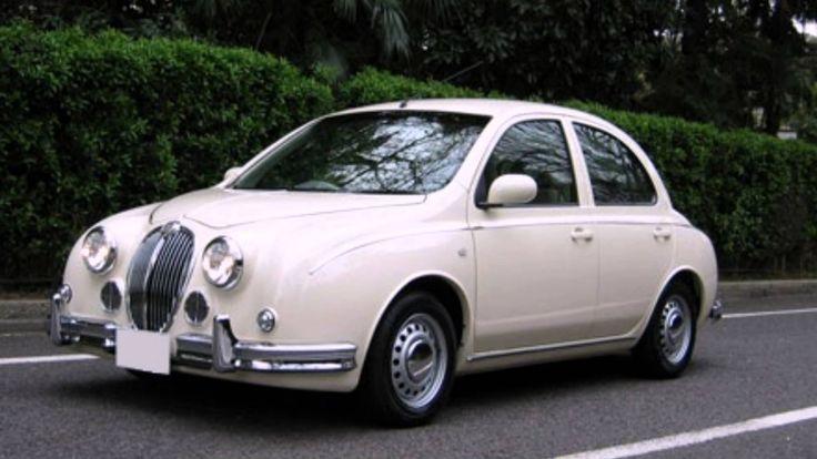 ретро автомобиль Mitsuoka  2015  !