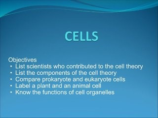 cells-and-the-cell-theory by Amy Allen via Slideshare