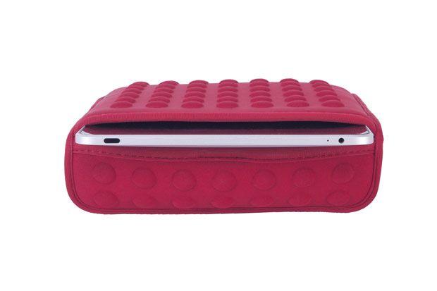 fundas iPad Bonanova rojo