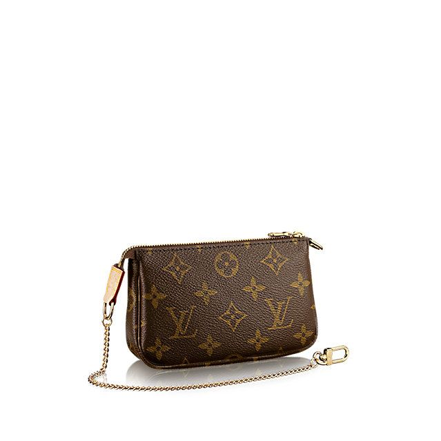 Mini Pochette Accessoires Monogram(M58009) - Louis Vuitton Small Leather Goods Collection - Louis Vuitton® Canada