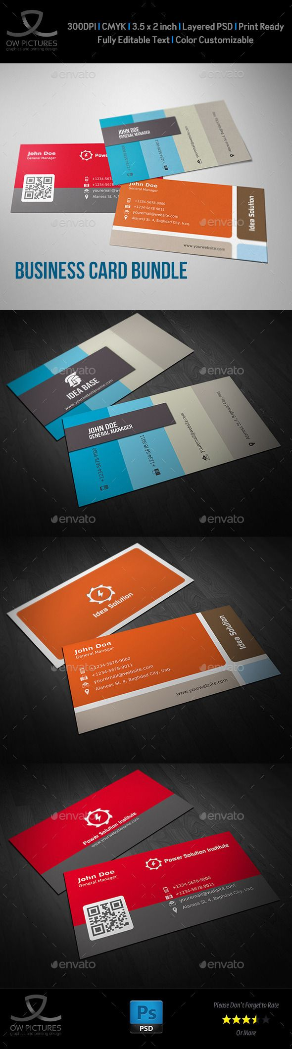 28 best heres my card images on pinterest business cards corporate business card bundle vol5 colourmoves