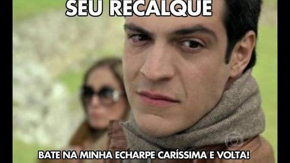Meme do perfil Felix Bicha Má no Facebook