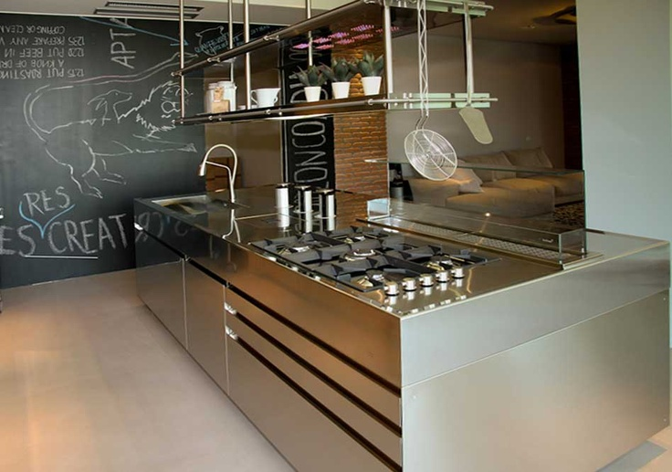 Dream kitchen from Arclinea.