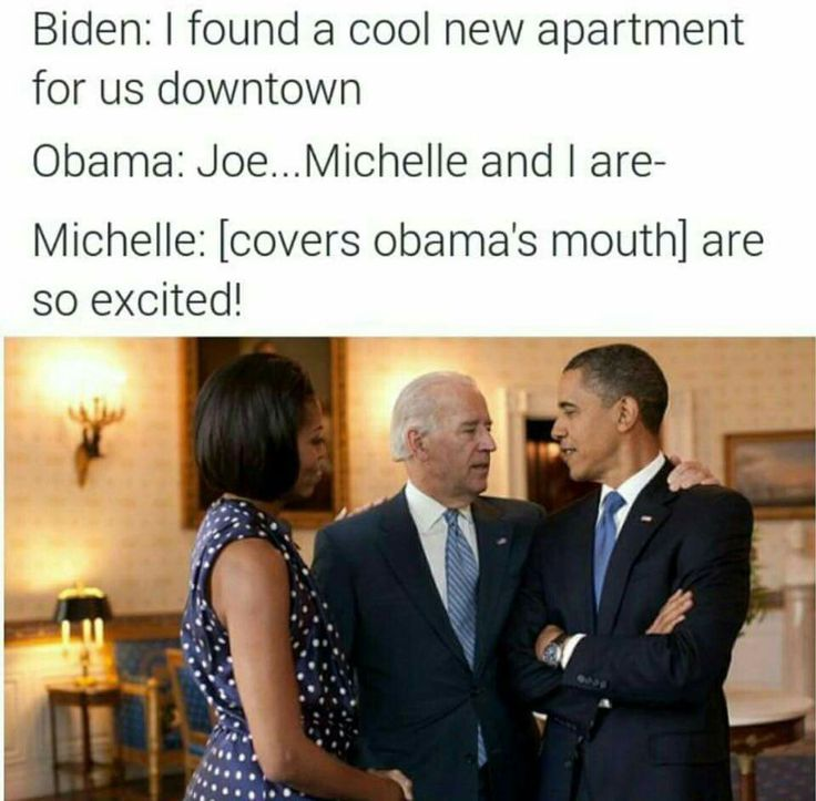 IM SO OBSESSED WITH BIDEN AND OBAMA MEMES OML