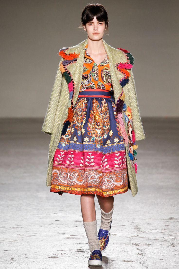 Стелла Жан: Осень 2015 Ready-to-wear